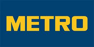 metro brand logo