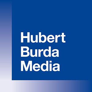 Hubert Burda Media brand logo