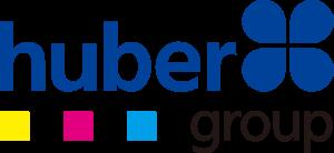 Huber Group dyes brand logo