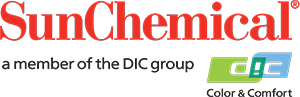 Sun Chemical dyes brand logo