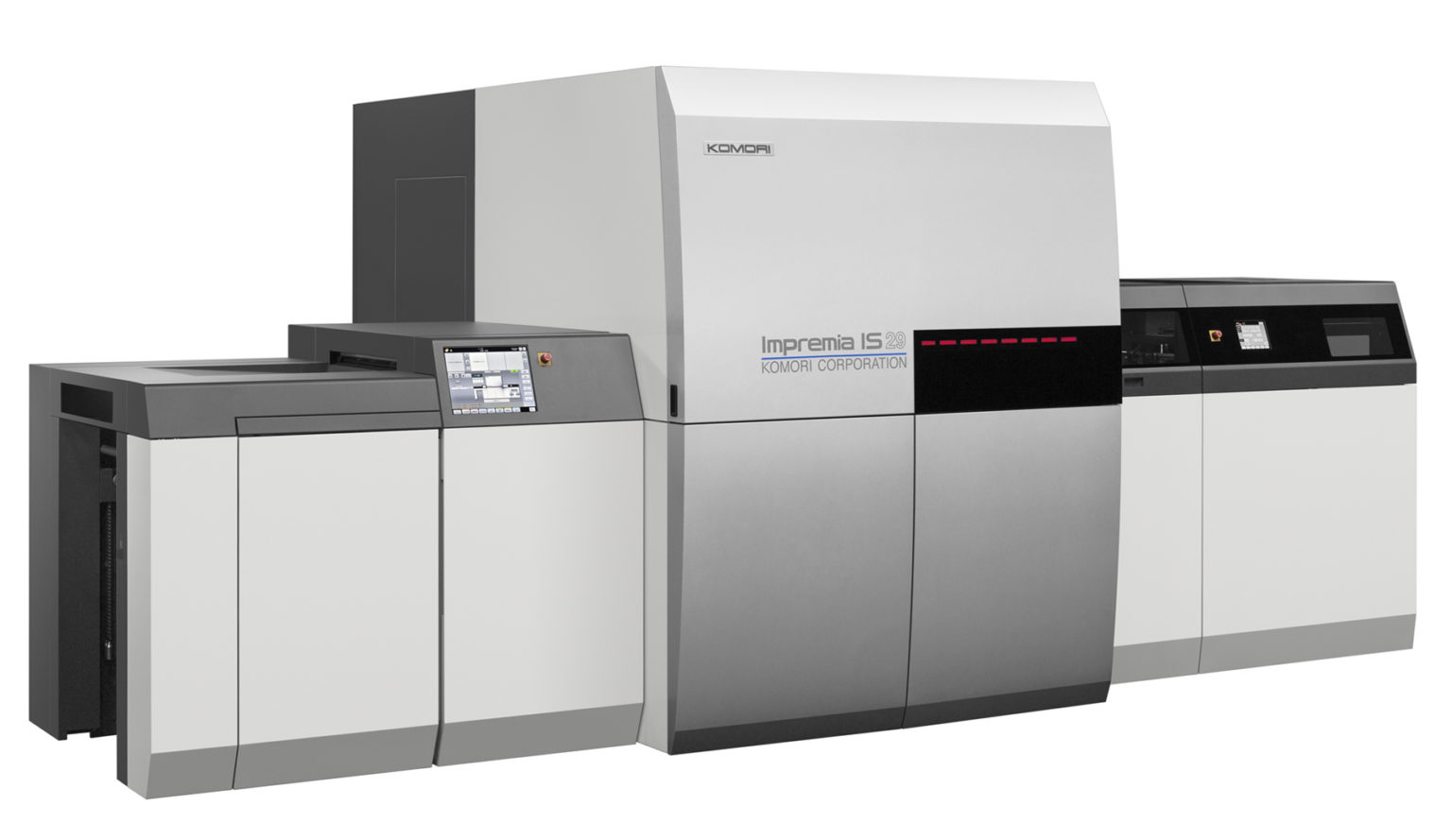 KOMORI Impremia IS2