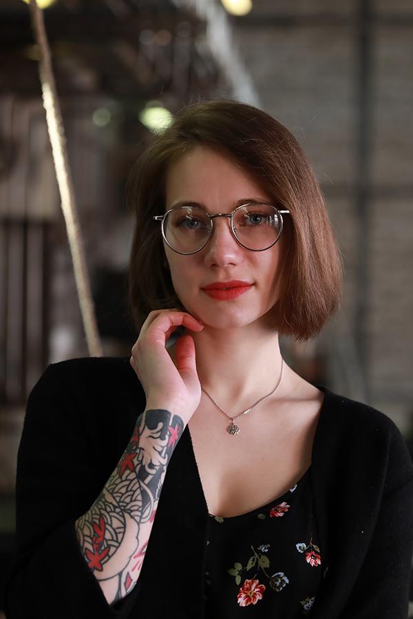 Большакова Наталья