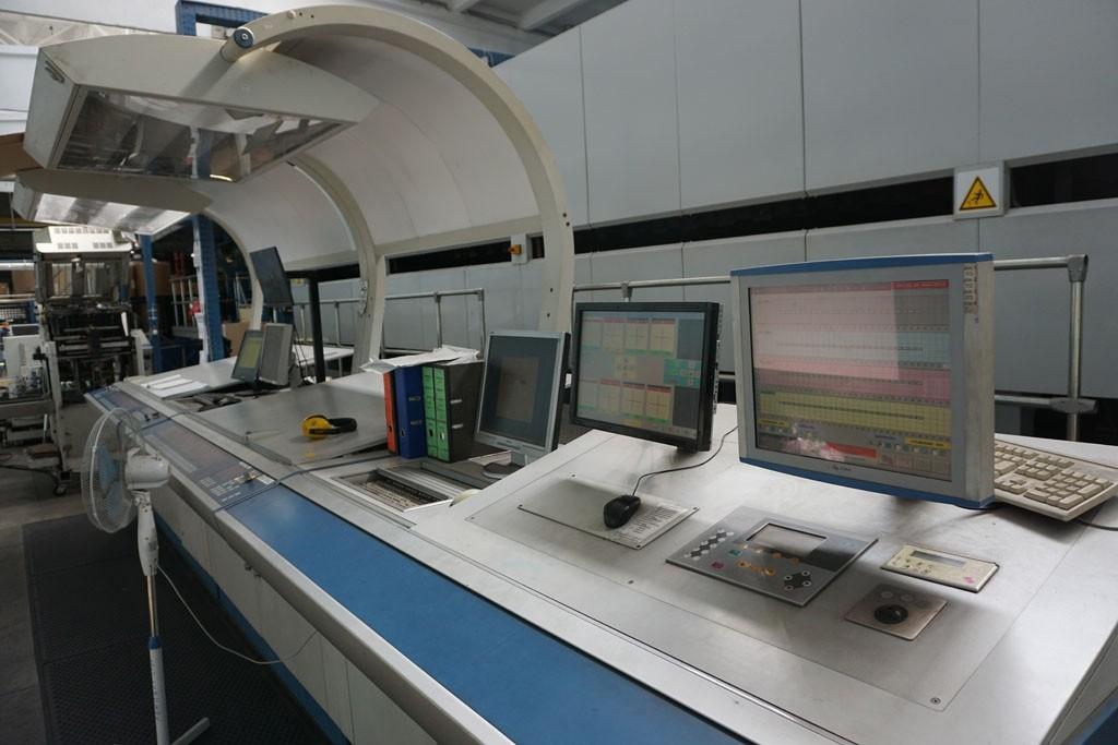 Новый этап развития типографии «Девиз»: уникальная KBA Compacta 518 и перевооружение производства
